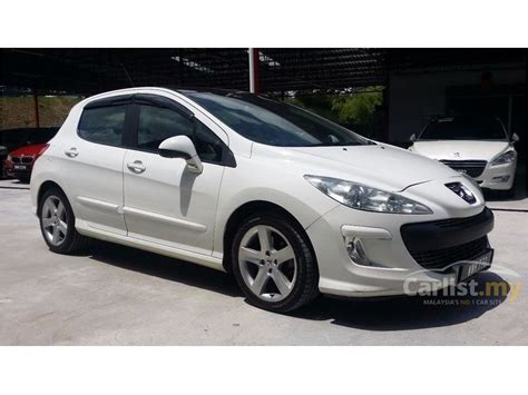 Peugeot 308 Convertible by Peugeot 308 2012 Cc 1 6 In Selangor Automatic Convertible