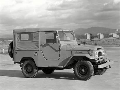 Cruiser Land Toyota Wallpapers Fj40 1960 1961