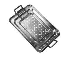 windschutz für gasgrill edelstahl grill 187 g 252 nstige edelstahl grills bei livingo kaufen