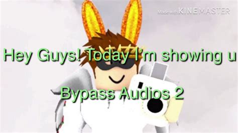 bypass audio roblox  robux