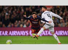 Sergio Ramos Angry With Lionel Messi After Barcelona Star