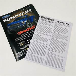 Traxxas Ford Raptor Model 58094
