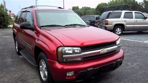 2002 Chevrolet Trailblazer Lt 4x4