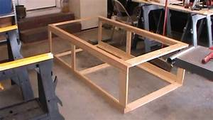 Cabinet Construction - Part 5 - Cutting panel inserts and