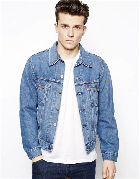 Levis Jean Jacket Outfit