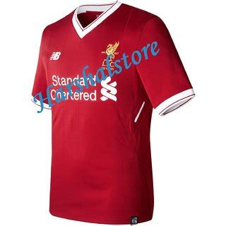 Buy Liverpool FC Jersey 2017-18 Online @ ₹2269 from ShopClues