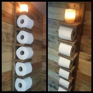 Etagere Papier Toilette : r serve de rouleau de papier toilette tag re murale int rieur toilettes tag re et etagere ~ Teatrodelosmanantiales.com Idées de Décoration