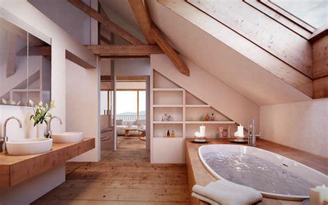 Dachgeschosswohnung Einrichten Beispiele Dachgeschosswohnung