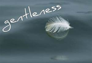 images of gentleness because of grace