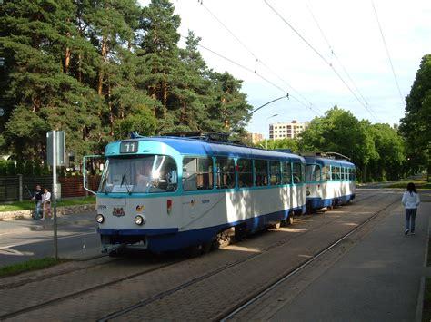 File:11.tramvajs Mežaparkā.JPG - Wikipedia, the free ...