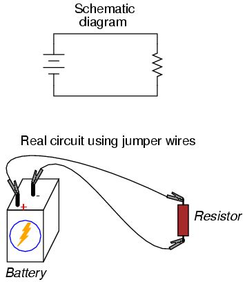 Building Simple Resistor Circuits Series Parallel