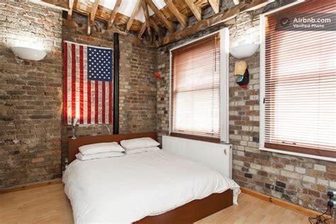 chambre à gaz états unis appartement esprit loft chambre avec drapeau des etats unis
