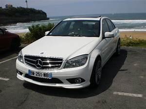Mercedes Classe C Blanche : troc echange classe c 320 cdi amg an 2009 full option sur france ~ Maxctalentgroup.com Avis de Voitures