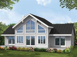 big window house plans - House Plans With Large Windows