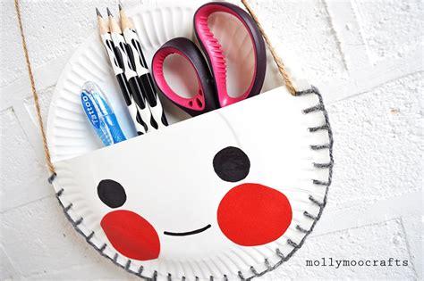 paper plate crafts  fun  creative activity  kids