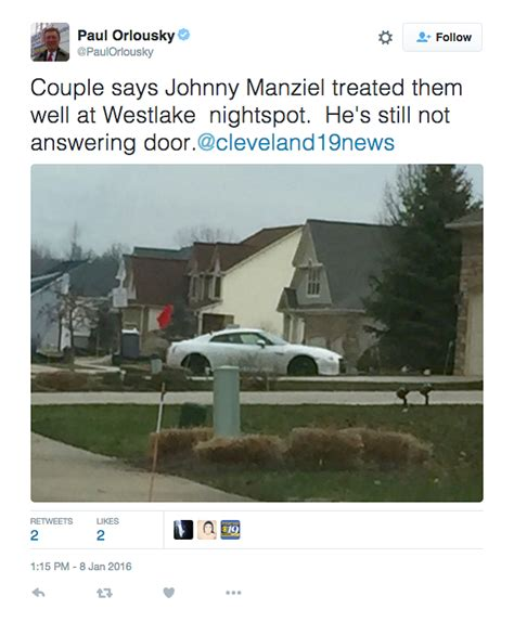 Johnny Manziel House - channel 19 is still staking out johnny manziel s house for