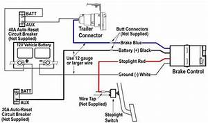 Installing Brake Controller On 2003 Toyota Tacoma With 4