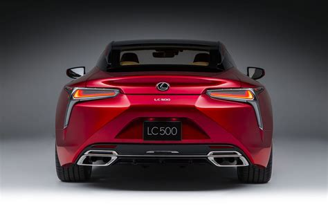 lexus cars back 2018 lexus lc 500 coming next may armed with 471