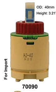 Hj 40 Shower Cartridge by Faucet Cartridges Single Lever