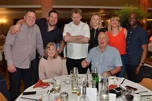 Gordon Ramsay Lookalike at Potters Resort Hopton - Gordon ...