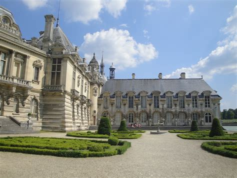 Of Chantilly by Ch 226 Teau De Chantilly In The City Of Lights