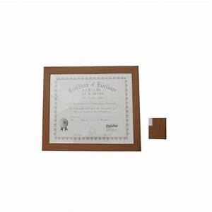 24 units of certificate frame 85x11quot at With 8 5 x 11 document frame bulk