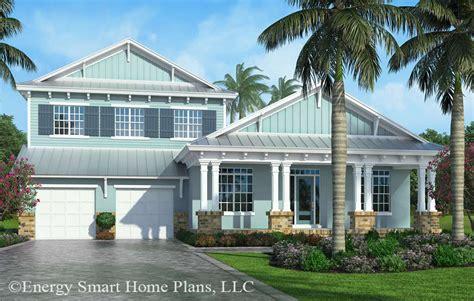 florida style  naples florida energy smart home plans