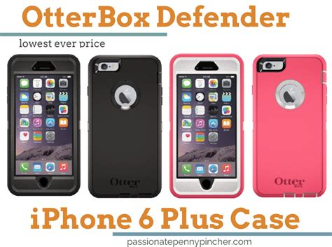 iphone 6 plus cheapest price otterbox defender series iphone 6 plus 23 99 lowest