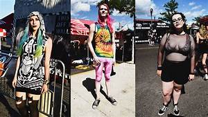 Turns out emo Warped Tour style hasn't really changed ...