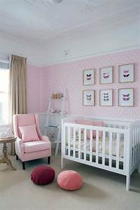 decoration chambre bebe fille peinture With peinture chambre bebe fille
