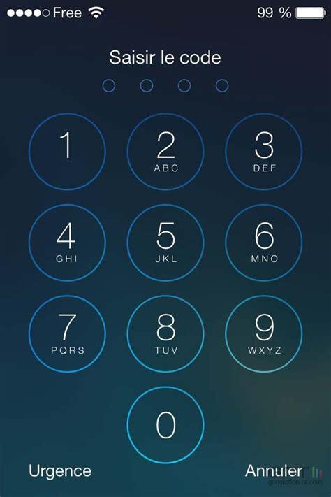 iphone codes comment faire quand on a oubli 233 mot de passe sur