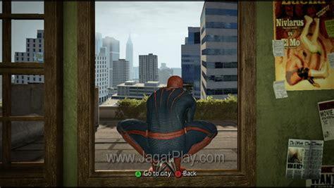 review amazing spider man game tidak se amazing