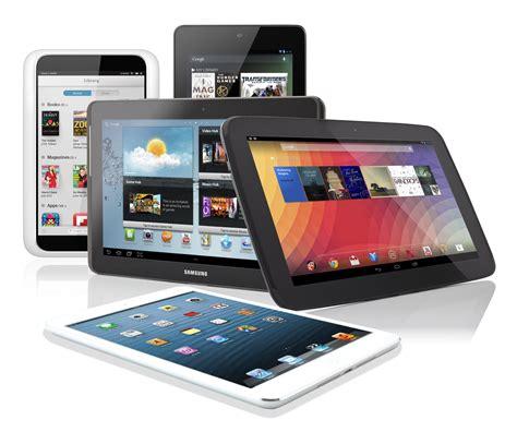 top android tablets 10 razones por las que elegir una tablet antes que un pc o