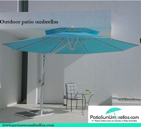 25 best ideas about large patio umbrellas on large outdoor umbrella rectangular
