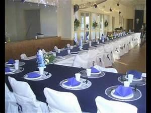 Deco Mariage Bleu Marine : deco mariage bleu marine et blanc boutique au cam lia ~ Teatrodelosmanantiales.com Idées de Décoration
