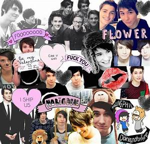 Image Gallery huge collage youtubers