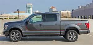 "2015 2016 2017 Ford F-150 ""SIDELINE"" Special Edition"