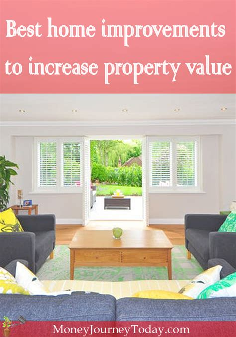 Best Home Improvements To Increase Property Value Money