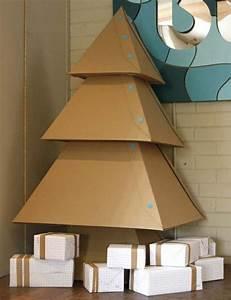 Tannenbaum Basteln Aus Naturmaterialien : tannenbaum basteln 30 kreative diy ideen f r weihnachtsbasteln ~ Eleganceandgraceweddings.com Haus und Dekorationen