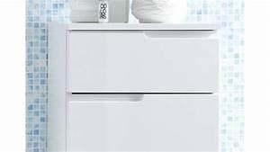 Bad Kommode Weiß Hochglanz : kommode spice badezimmer bad schrank in wei hochglanz ~ Whattoseeinmadrid.com Haus und Dekorationen