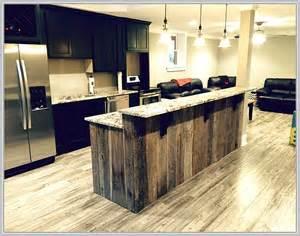 barnwood kitchen island reclaimed barnwood kitchen cabinets home design ideas
