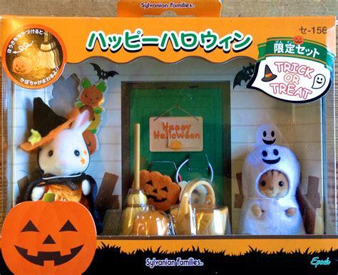 Teddy Bears & Friends   Sylvanian Families ? JP Trick or Treat Halloween Costume Set ? Chocolate
