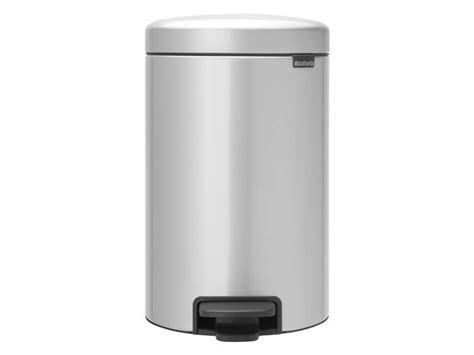 conforama poubelle cuisine poubelle cuisine 12 l gris icon chez conforama