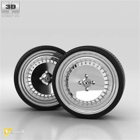 schmidt th line schmidt th line 17 zoll 3d model car parts on hum3d