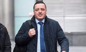 Detective is cleared of punching a colleague in a row over ...