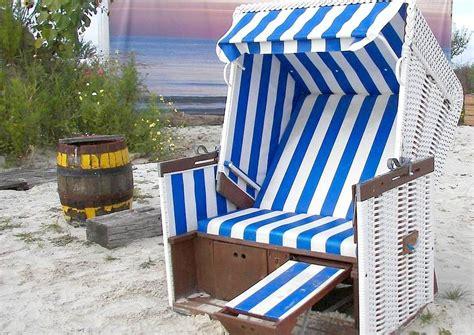 Der Strandkorb, Die Alternative Zur Gartenliege