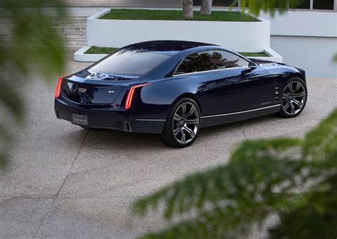 Cadillac Elmira Concept Showing Cadillac Elmirajconcept