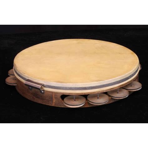 Maybe you would like to learn more about one of these? Frank Wolf Tambourine