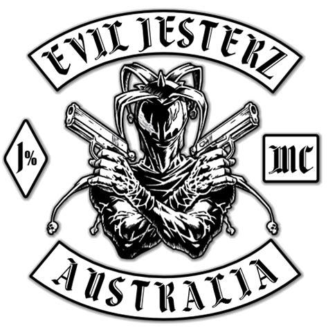 Evil Jesterz MC logo - GFX Requests & Tutorials - GTAForums