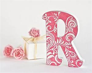 Letter gifts letter art wedding letterwooden letters for for Babies r us wall letters